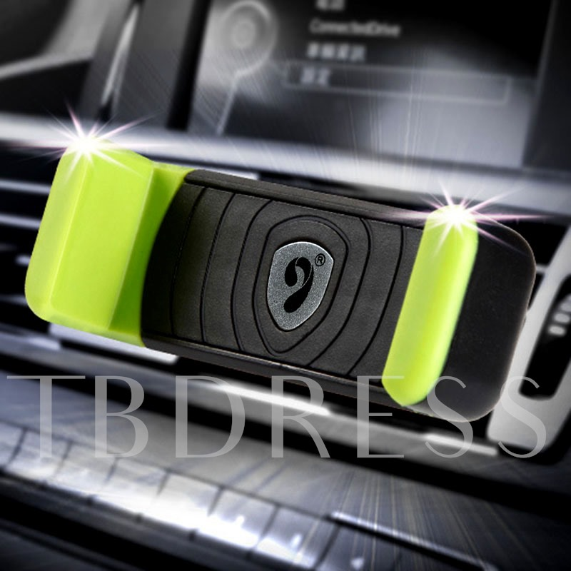 Mini Car Air Vent Holder Rotatable for iPhone X/8/8 Plus Samsung Note 8