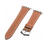 Apple Watch 3/2/1 Strap Replacement,Artificial Leather Anti-Slip Band