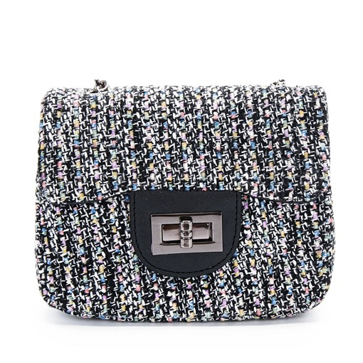 Casual Woolen Mini Chain Cross Body Bag
