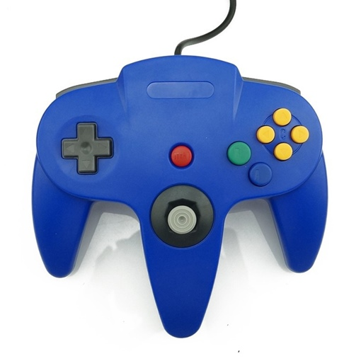 DATA FROG Heaven Gamepad N64 USB Cable Game Controller