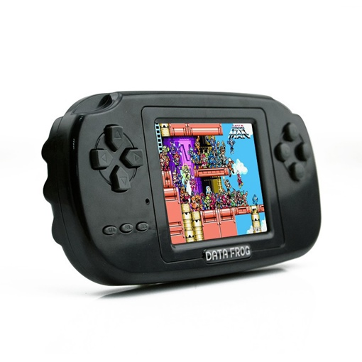 DATA FROG New PVP-game Handheld Game Console 3.0