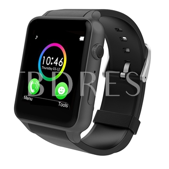 GT88 Smart Watch with Camera Waterproof Fitness Tracker for iPhone Android Phones