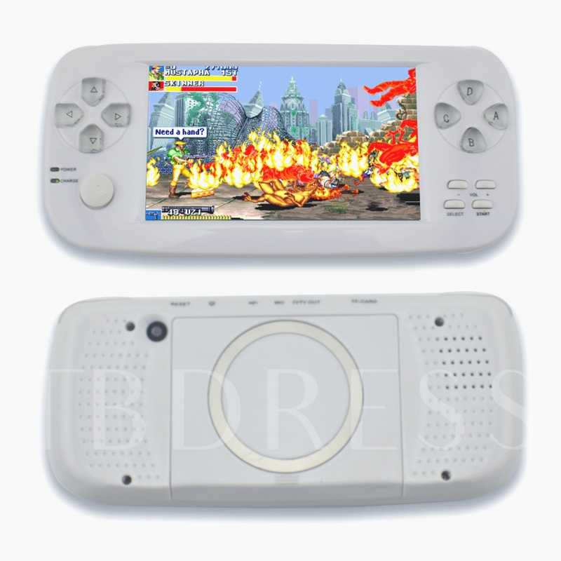 2018 New 4.3-inch High-Definition 32-bit Handheld Portable Game Console
