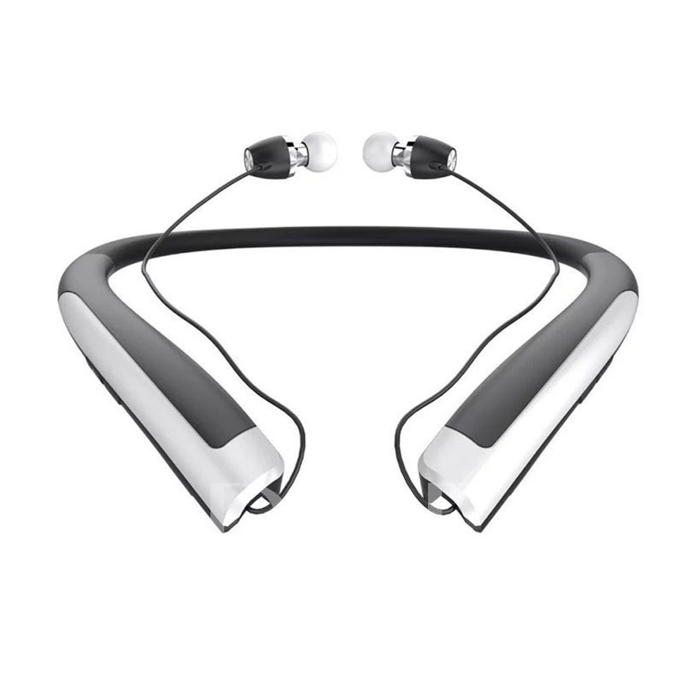 New Bluetooth Headphone Waterproof Neckband Headset with Mic