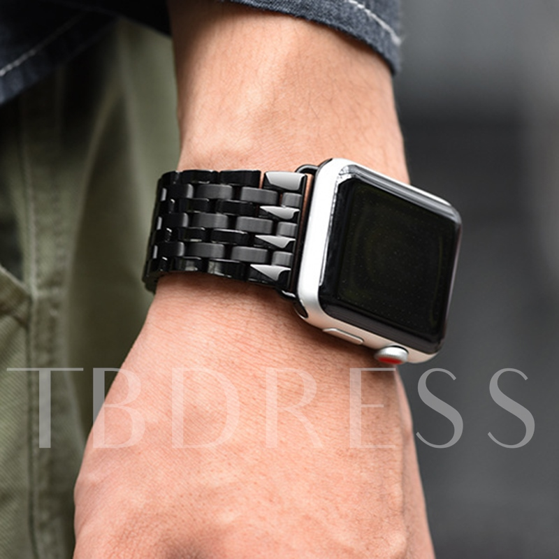 HOCO Stainless Steel Smart Watch Band for Apple Watch 3/2/1