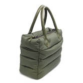 Concise Solid Color Tote