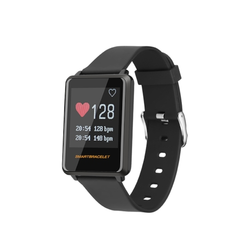 Pop Smart Watch Fitness Tracker Waterproof for iPhone Android Samsung Phones