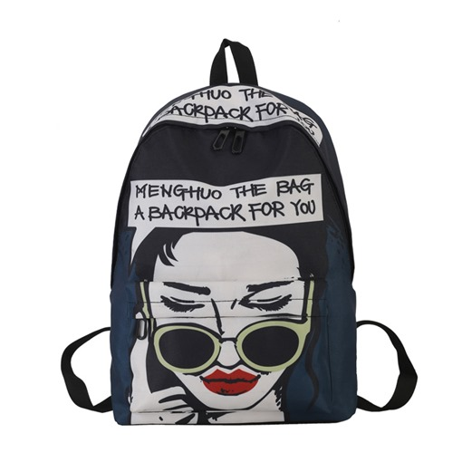 Personality Prints Oxford Women Backpack