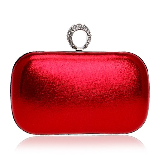 Simple Plain Women Mini Women Clutch