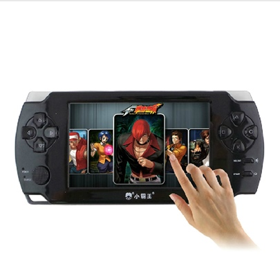 S10000A PSP Game Slim Touch Screen Large Arcade Cassidy