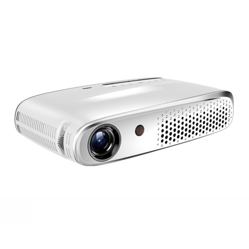 Mini 4K Pocket Projector Home Movie with Dual Channel Wifi for PC/Xbox/iPhone