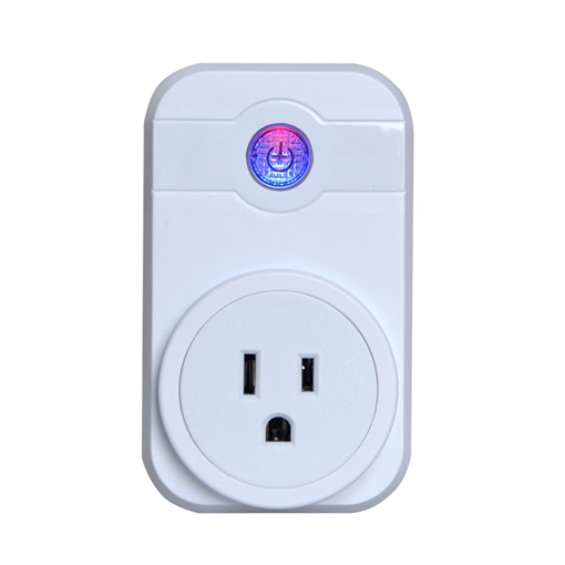 Wifi Smart Plug Work with Google Home/Alexa,APP Remote Control