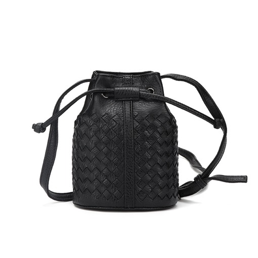 Casual Knitted Mini Cross Body Bag
