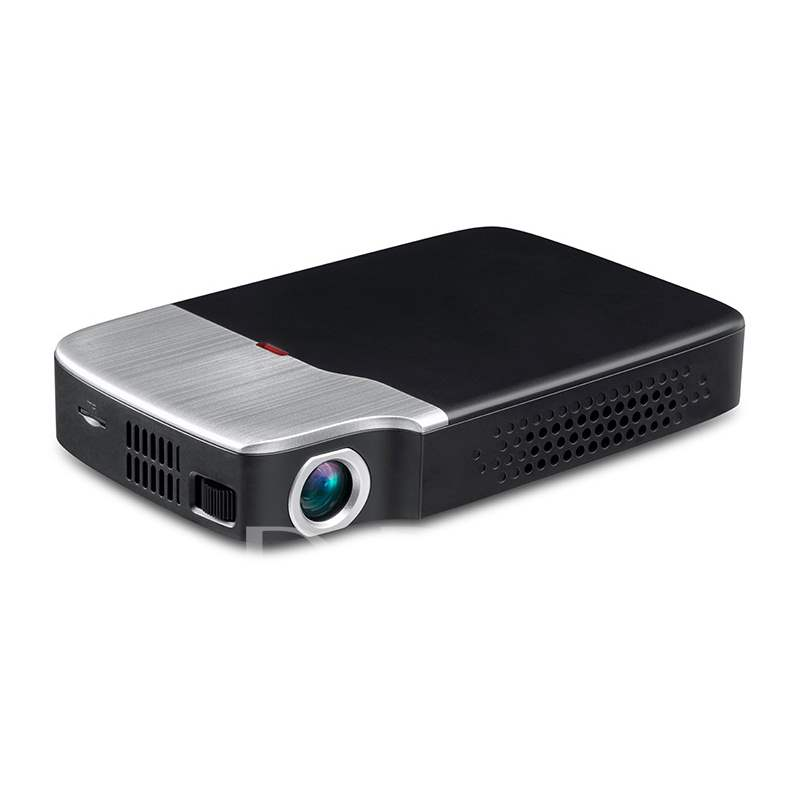 Mini Portable 3D LED Projector Home Theater Support iPhone Samsung Tablet