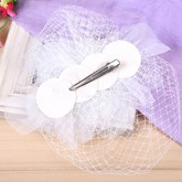 Gauze Lace Cloth Handmade Hair Accessories