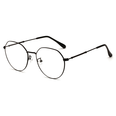 Metal Frame Lightweight Plain Glasses