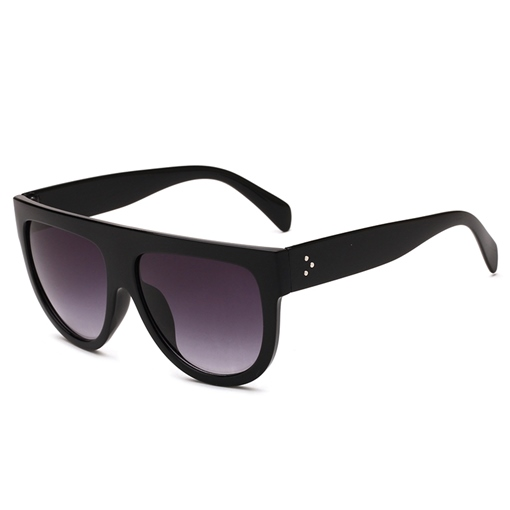 Harden Leopard Print Anti-UV400 Sunglasses