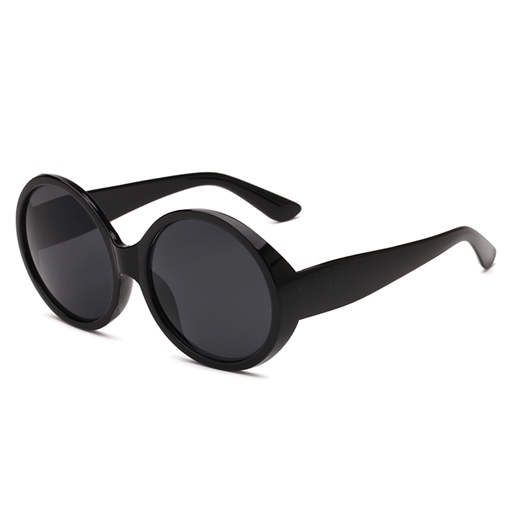Oval Cut Radiation Protection Sunglasses