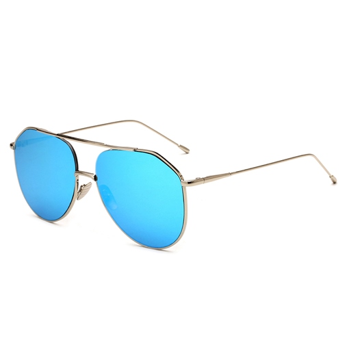 Sunshade Metal Frame Yurt Sunglasses