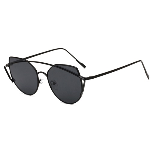 Solid Color Yurt Plain Sunshade Sunglasses