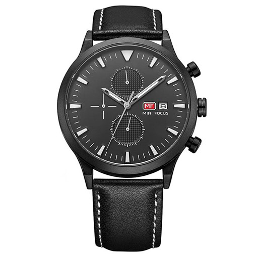 Two Eye Table Multifunctional Alloy Men's Watches