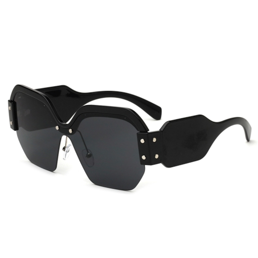 Half Frame Radiation Protection Sunglasses