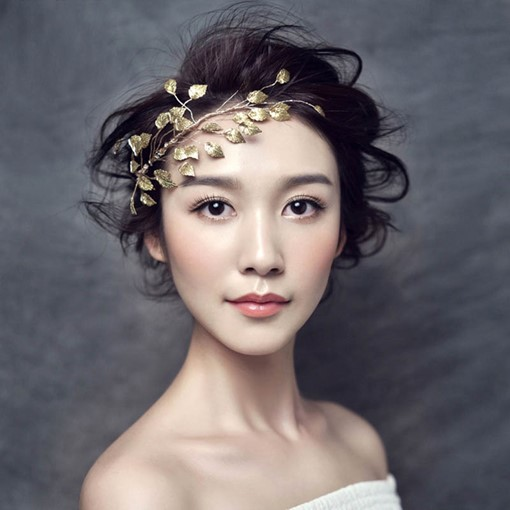 Branch Leaf Shaped Handmade Hair Accessories