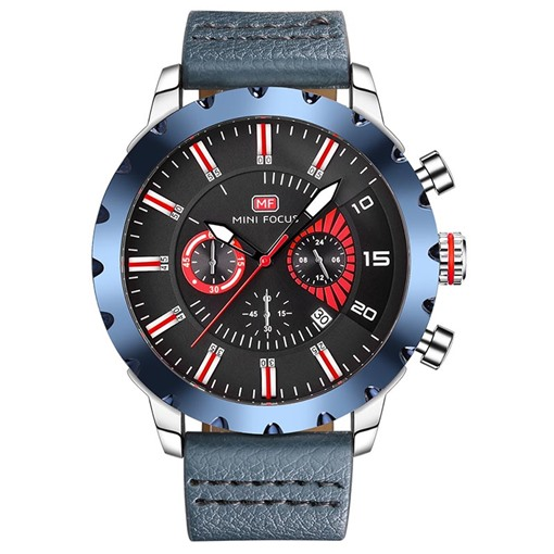 Quartz Analogue Display Water Resistant Men's Watches