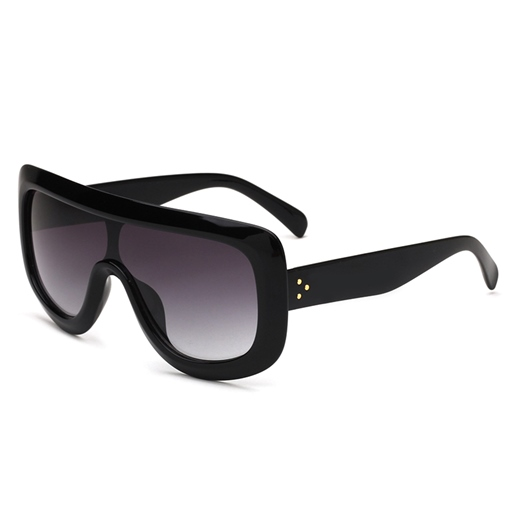 Large Frame Reshin Anti-UV400 Sunglasses
