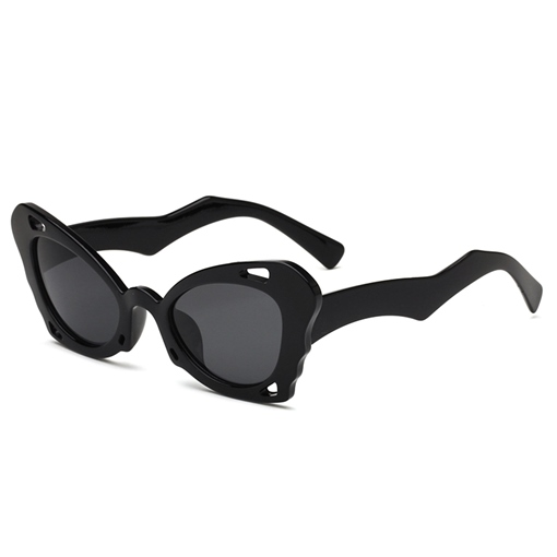 Anti-UV400 Irregular Yurt Sunglasses