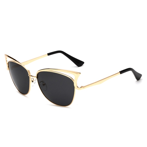 Metal Anti-UV400 Colorful Sunglasses