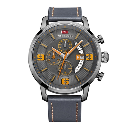 Analogue Display Three Chronograph Men's Watches