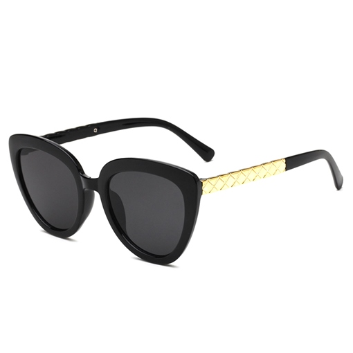 Silicone Metal Colorful Anti-UV400 Sunglasses