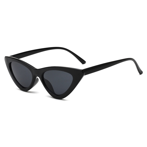 Classic Broad Frame Cat's Eye Sunglasses