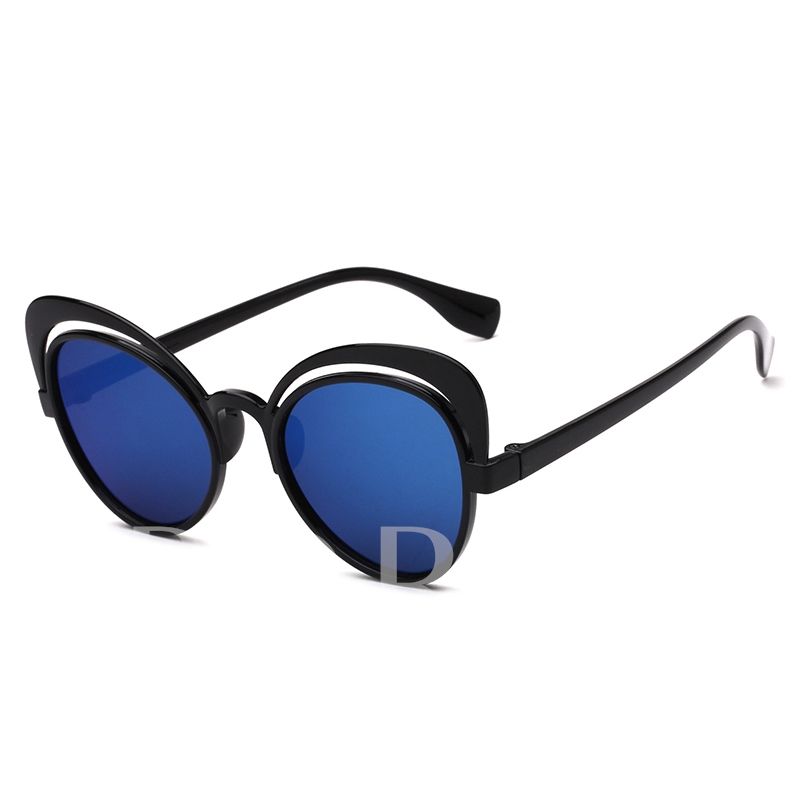 Cool Hollow Out PC Sunglasses