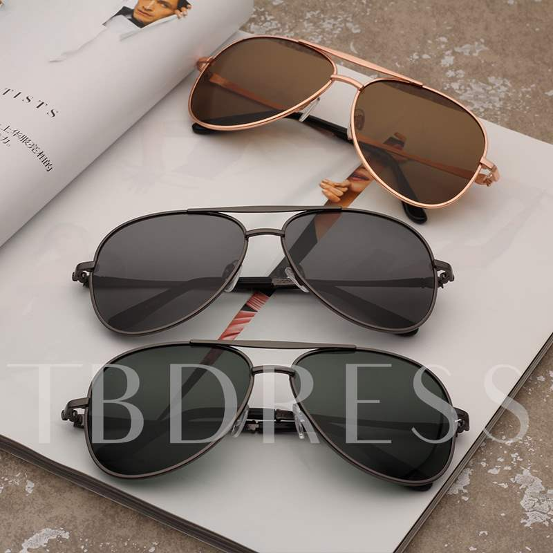 Polarized Lenses Anti-UV400 Sunglasses