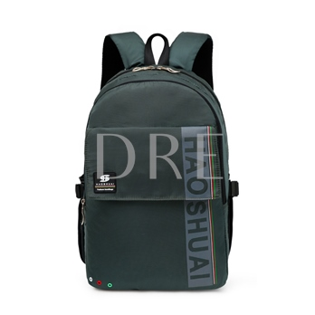Casual Letter Pattern Backpack