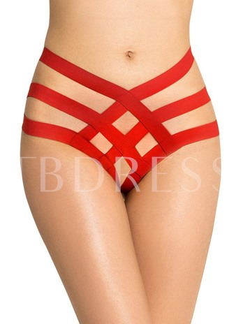Twine Sexy Hollow Panty