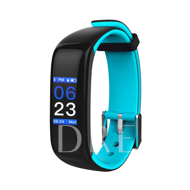 P1 Plus Smart Watch Fitness Tracker Touch Screen Waterproof