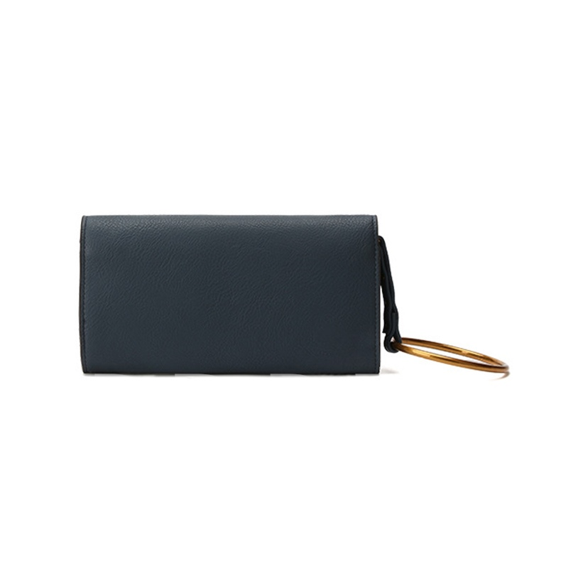 Simple Plain Women Wallet