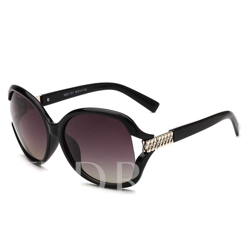 Harden Yurt Hollow Out Sunglasses
