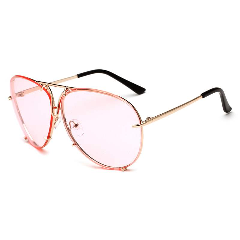 Personalized Colorful Yurt Shaped Sunglasses