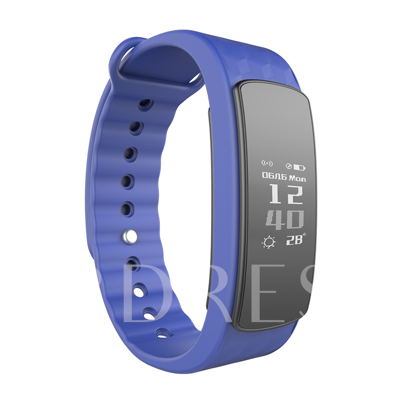 I3 Fitness Tracker Water Resistant for iPhone Apple Android Phones