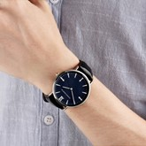 Analogue Display Simple Hot Sale Men's Watches