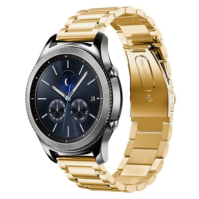 Smart Watch Band for Samsung Gear S3 Stainless Steel Strap