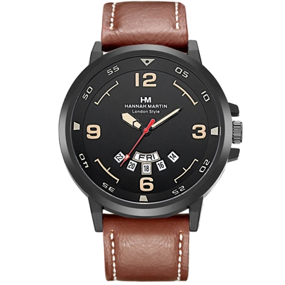 Quartz Life Waterproof Analogue Display Men's Watches