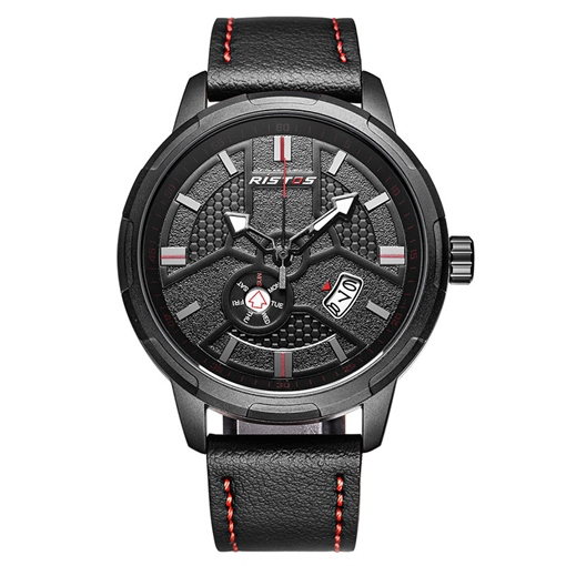 Double Calendar Quartz Men's Watches
