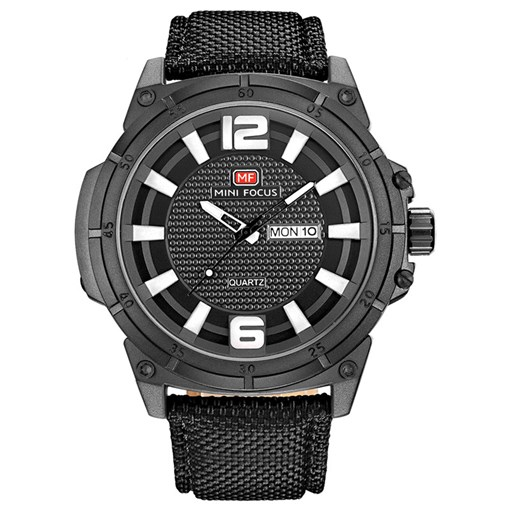 Calendar Display Nylon Sports Men's Watches