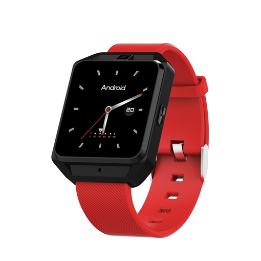 Microwear H5 Smart Watch Phone 4G Network with Camera Support Wifi/GPS