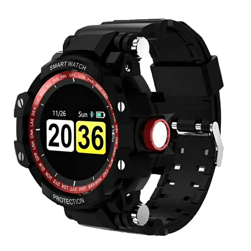GW18 Smart Watch Waterproof Fitness Monitor for Apple Android Phones